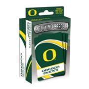 Oregon Ducks Playing Cards Set