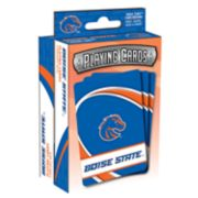 Boise State Broncos Playing Cards Set