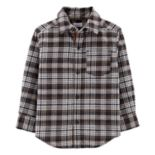 Toddler Boy Carter's Woven Button Down Shirt