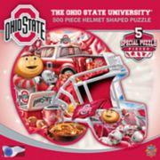 Ohio State Buckeyes 500-Piece Helmet Puzzle