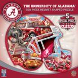 Alabama Crimson Tide 500-Piece Helmet Puzzle