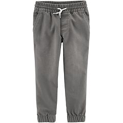 Toddler Boy Carter's Woven Jogger Pants