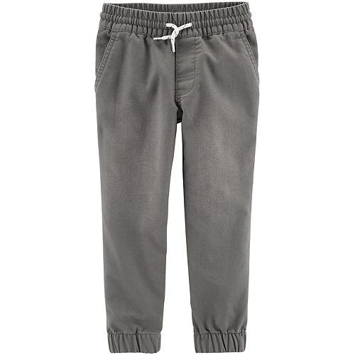 Toddler Boy Carter's Woven Jogger Pants