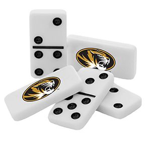 Missouri Tigers Double-Six Collectible Dominoes Set