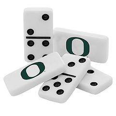 Oregon Ducks Double-Six Collectible Dominoes Set
