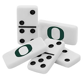 Oregon Ducks Double-Six Collectible Dominoes Set