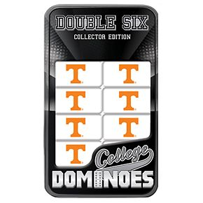 Tennessee Volunteers Double-Six Collectible Dominoes Set