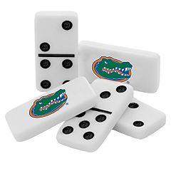 Florida Gators Double-Six Collectible Dominoes Set