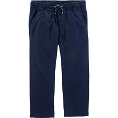 Toddler Boy Carter's Pull On Lined Pants