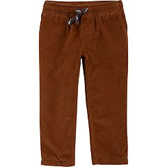 Toddler Boy Carter's Lined Corduroy Pants