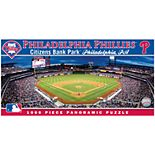 Philadelphia Phillies MLB Panoramic Puzzle