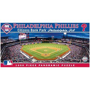 Philadelphia Phillies MLB Panoramic Puzzle