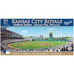 Kansas City Royals MLB Panoramic Puzzle
