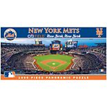 New York Mets MLB Panoramic Puzzle