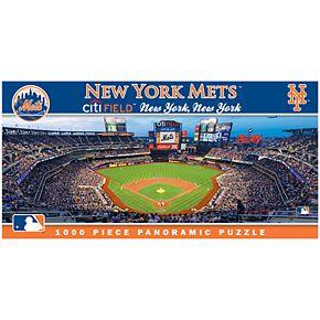 New York Mets MLB Panoramic Puzzle