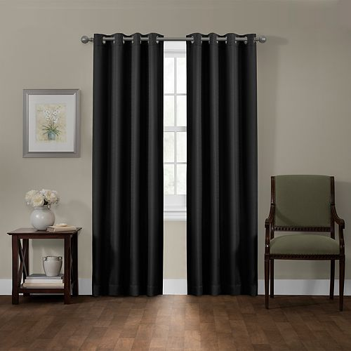 Maytex Smart Curtains Sheridan Blackout Window Curtain