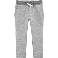 Toddler Boy Carter's Knit Jogger Pants
