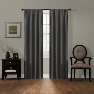 Maytex Smart Curtains Julius Blackout Window Curtain