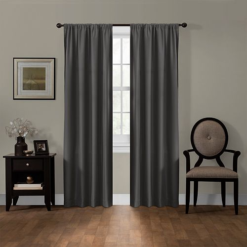 Maytex Smart Curtains Julius Blackout Window Curtain