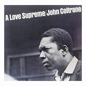 John Coltrane - Love Supreme Vinyl Record