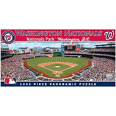 Washington Nationals MLB Panoramic Puzzle