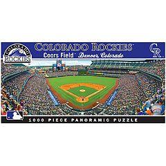 Colorado Rockies MLB Panoramic Puzzle