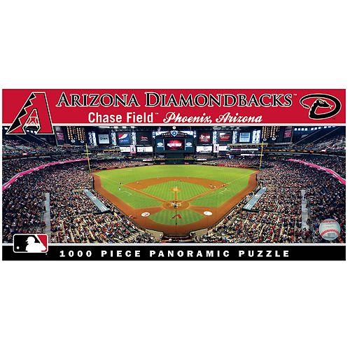Arizona Diamondbacks MLB Panoramic Puzzle
