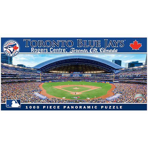 Toronto Blue Jays MLB Panoramic Puzzle