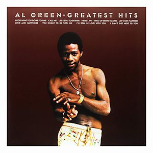 Al Green - Greatest Hits Vinyl Record