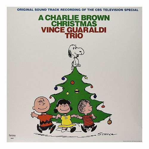 Vince Guaraldi - Charlie Brown Christmas Vinyl Record