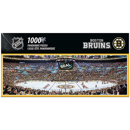 Boston Bruins 1000-Piece Panoramic Puzzle