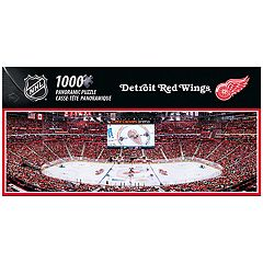 Detroit Red Wings 1000-Piece Panoramic Puzzle