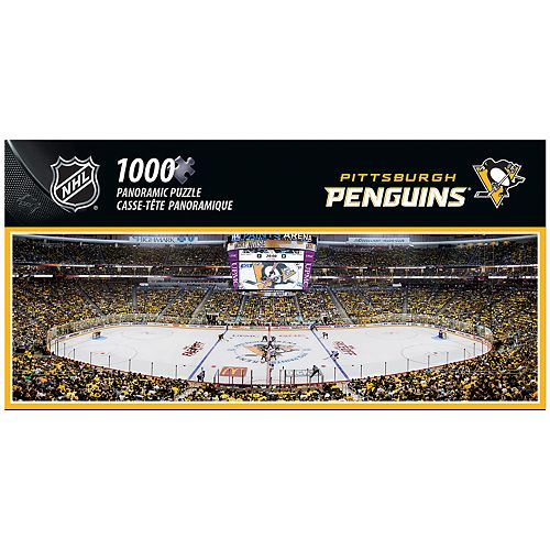Pittsburgh Penguins 1000-Piece Panoramic Puzzle