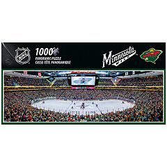 Minnesota Wild 1000-Piece Panoramic Puzzle