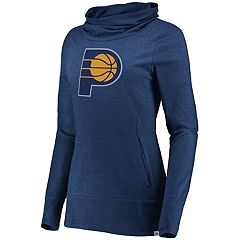 Women's Majestic Indiana Pacers Cocoon Neck Pullover Top