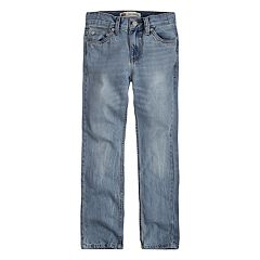 Boys 8-20 & Husky Size Levi's 505 Regular-Fit Jeans