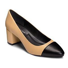 A2 by Aerosoles Women's Block Heel Pumps