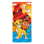 Disney's Lion King Beach Towel by Jumping Beans