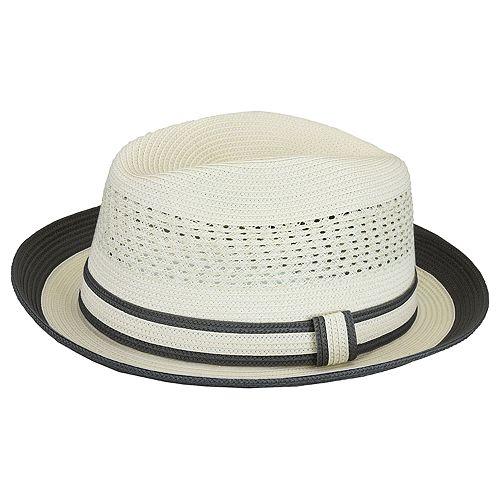 Men's Country Gentleman Noah Pork Pie Sun Hat