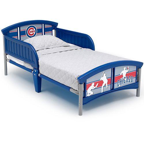 Delta Children Chicago Cubs Toddler Bed