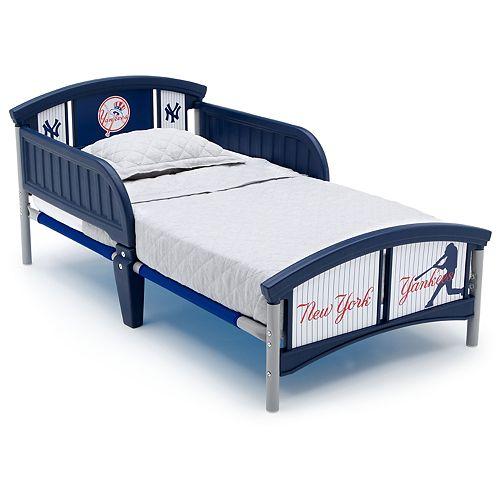 Delta Children New York Yankees Toddler Bed