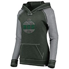 Women's Majestic Boston Celtics Hyper Hoodie