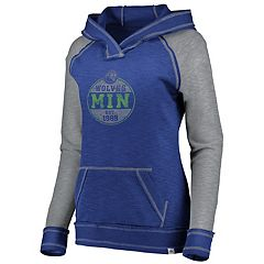Women's Majestic Minnesota Timberwolves Hyper Hoodie