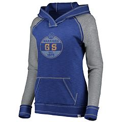 Women's Majestic Golden State Warriors Hyper Hoodie