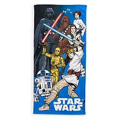 Disney's Star Wars Beach Towel by Jumping Beans