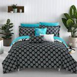 Mornington Twin 8-piece Bedding Set