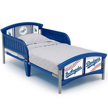 Delta Children Los Angeles Dodgers Toddler Bed