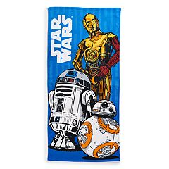 Disney's Star Wars Droid Beach Towel by Jumping Beans