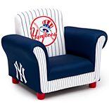 Delta Children New York Yankees Kids Upholstered Arm Chair
