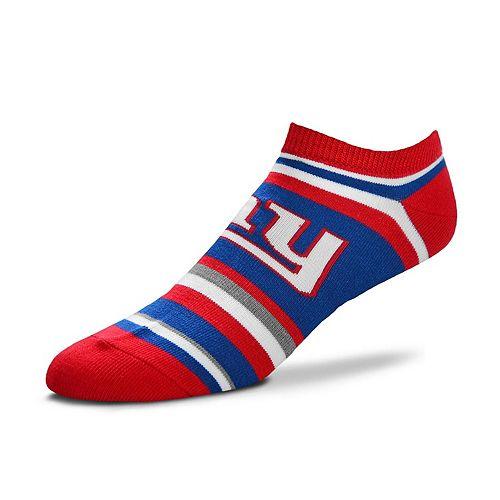 Women's For Bare Feet New York Giants No-Show Socks